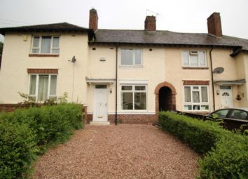 Thumbnail 2 bed terraced house for sale in Gatty Road, Sheffield