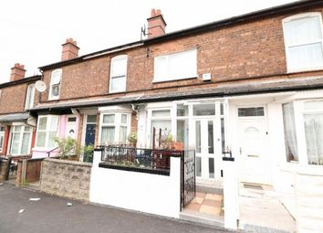 Thumbnail 3 bed terraced house for sale in James Turner Street, Winson Green