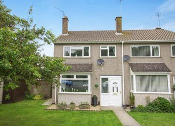 Thumbnail 2 bedroom end terrace house for sale in Hamble Close, Thornbury, Bristol, Gloucestershire