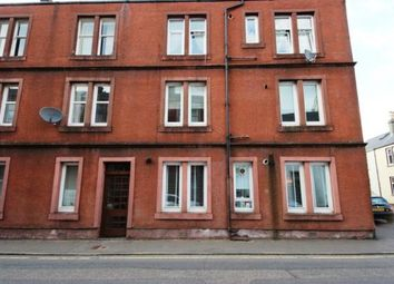 Thumbnail 1 bed flat for sale in Gateside Street, Largs, North Ayrshire