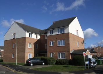 Thumbnail 2 bed flat for sale in Crusader Way, Watford, Herts