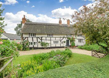 4 bed detached house for sale in 7-8 Main Street, Padbury, Buckingham, Buckinghamshire MK18