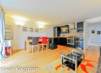 Thumbnail 1 bedroom flat to rent in Cross Road, Kingston Upon Thames