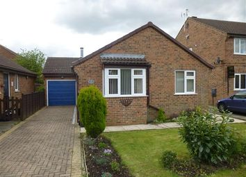 Thumbnail 3 bedroom detached bungalow for sale in Andrew Drive, Huntington, York