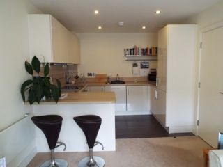 Thumbnail 1 bedroom flat to rent in Aran Walk, Kennet Island, Reading, Berkshire