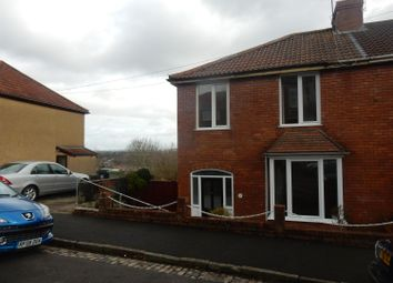 Thumbnail 3 bed semi-detached house for sale in Queens Road, Knowle, Bristol
