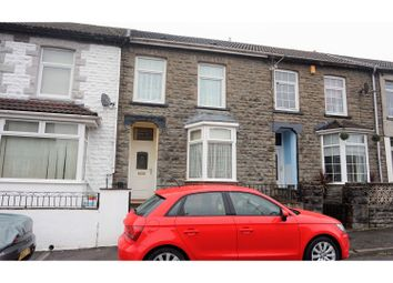 Thumbnail 3 bed terraced house for sale in Bodringallt Terrace, Ystrad, Pentre