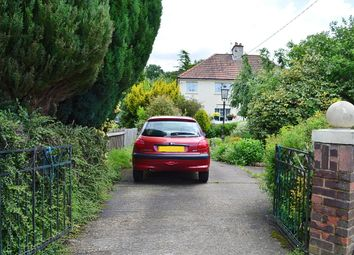 Thumbnail 3 bed semi-detached house for sale in Frimley Road, Ash Vale