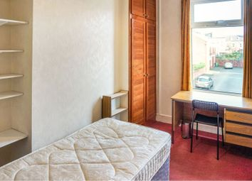 Thumbnail 3 bed terraced house to rent in Hall Road, Manchester