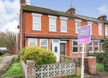 3 bed end terrace house for sale in Station Road, Claydon, Ipswich IP6