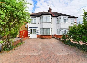 Thumbnail 4 bed semi-detached house for sale in Sefton Avenue, London