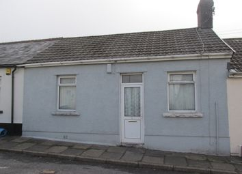 Thumbnail 2 bed terraced bungalow for sale in Alphonso Street, Dowlais, Merthyr Tydfil