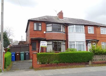 Thumbnail 3 bed property for sale in Bishops Road, Prestwich, Prestwich Manchester
