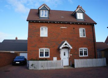 Thumbnail 4 bed detached house for sale in Arpins Pightle, Cranfield, Bedford