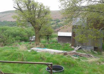 Thumbnail Land for sale in Llanwrthwl, Llandrindod Wells