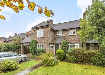 Thumbnail 4 bed detached house to rent in Wheatsheaf Close, Woking, Surrey
