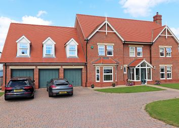 Thumbnail 5 bed detached house for sale in Black Wood, Wynyard