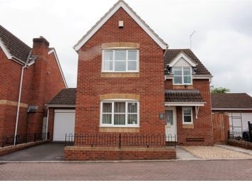 Thumbnail 4 bed detached house for sale in Cashford Gate, Taunton