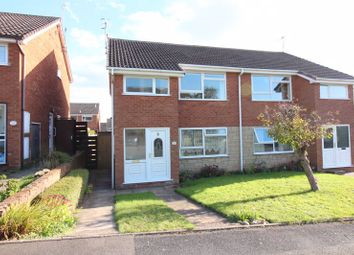 Thumbnail 1 bed flat for sale in Rokewood Close, Kingswinford