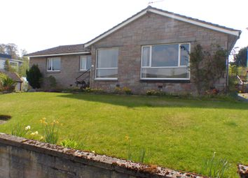 Thumbnail 4 bed bungalow for sale in 11 Alma Avenue, Aberfeldy