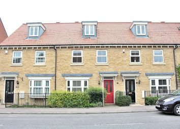 Thumbnail 3 bed terraced house for sale in Flitch Green, Dunmow, Essex