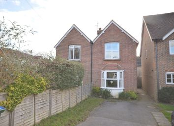 Thumbnail 2 bed semi-detached house to rent in Station Villas, Station Approach, Pulborough