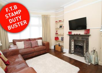 Thumbnail 1 bedroom flat for sale in New River Crescent, Palmers Green, London