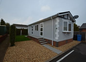 Thumbnail 1 bed mobile/park home for sale in The Homelands, Ball Lane, Wolverhampton, West Midlands