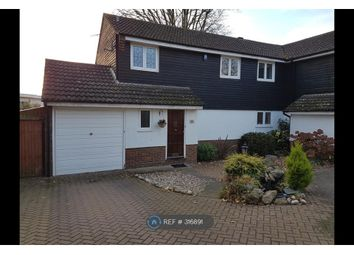 Thumbnail 4 bed semi-detached house to rent in Owen Gardens, Woodford Green