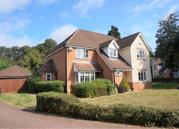 Thumbnail 5 bed detached house for sale in The Copse, Bushby