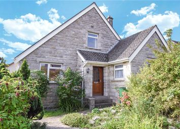 Thumbnail 4 bed detached bungalow for sale in Toms Field Road, Langton Matravers, Swanage