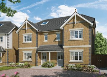 4 bed semi-detached house for sale in Plot 22, Compass Fields, Bucks Avenue, Watford WD19