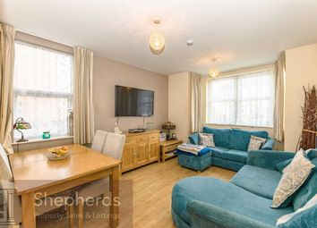 Thumbnail 2 bed flat for sale in Lordship Road, Cheshunt, Hertfordshire