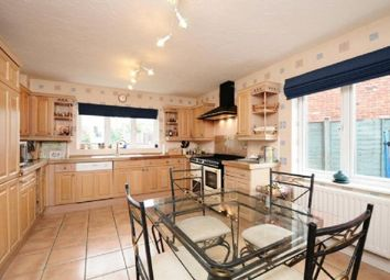 Thumbnail 4 bed detached house to rent in Monmouth Grove, Kingsmead, Milton Keynes