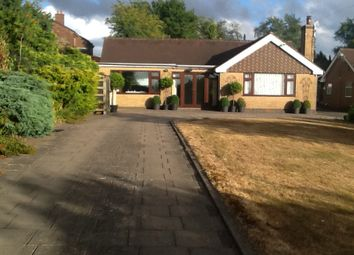 Thumbnail 2 bed detached bungalow for sale in Woodcock Lane, Mow Cop, Stoke-On-Trent