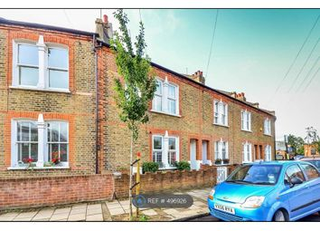Thumbnail 3 bed terraced house to rent in Lydden Grove, London