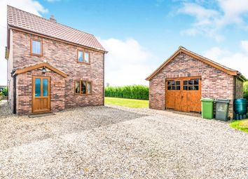 Thumbnail 3 bedroom detached house for sale in Park Lane, Scarning, Dereham