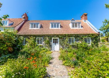 Thumbnail 4 bed cottage for sale in Route De Lihou, St. Pierre Du Bois, Guernsey