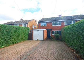 Thumbnail 4 bed semi-detached house for sale in New Road, Weston Turville, Buckinghamshire