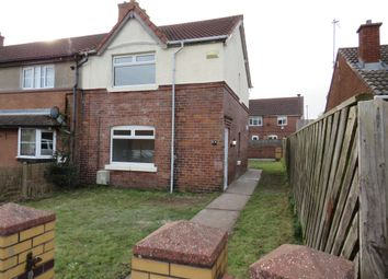 Thumbnail 3 bedroom end terrace house for sale in Stanley Road, Stainforth, Doncaster