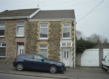 Thumbnail 2 bed end terrace house for sale in Loughor Road, Swansea