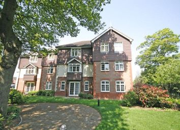 Thumbnail 2 bed flat for sale in Brighton Road, Addlestone, Surrey