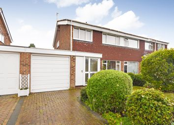Thumbnail 3 bed semi-detached house for sale in Lynwood, Folkestone