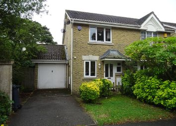 Thumbnail 2 bed semi-detached house to rent in Beckworth Place, St. Andrews Road, Maidstone, Kent.