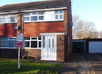 Thumbnail 3 bedroom property to rent in Campion Grove, Marton-In-Cleveland, Middlesbrough