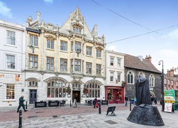 Thumbnail 2 bed flat for sale in The Highstreet, Canterbury, Kent