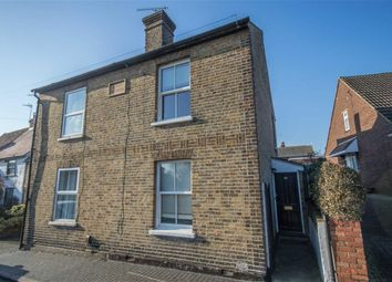 Thumbnail 2 bedroom semi-detached house for sale in Crib Street, Ware, Hertfordshire