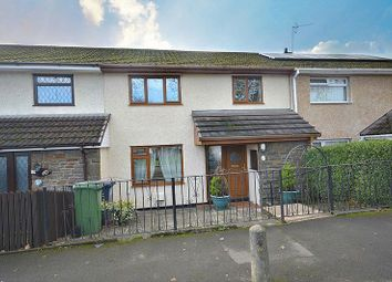 Thumbnail 3 bed terraced house to rent in Green Willows, Oakfield, Cwmbran