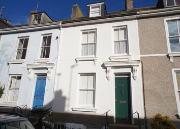 Thumbnail 2 bed town house for sale in Medrose Terrace, Penzance