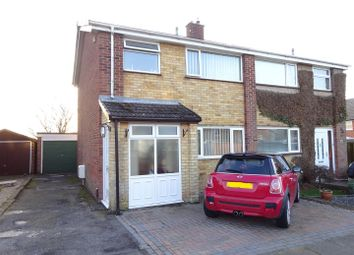 Thumbnail 3 bedroom semi-detached house for sale in Kempton Road, Ipswich